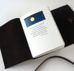 An illustrated version of Walt Whitman's famous poem Look Down Fair Moon is featured in Unbound.