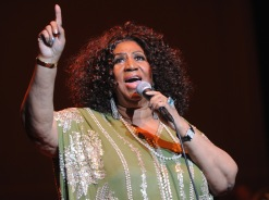 Aretha Franklin Performs At The Fox Theatre