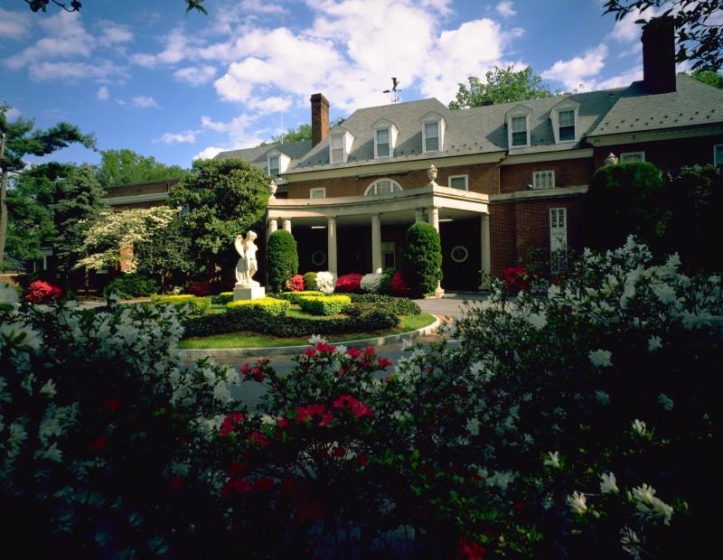 Hillwood Mansion Exterior