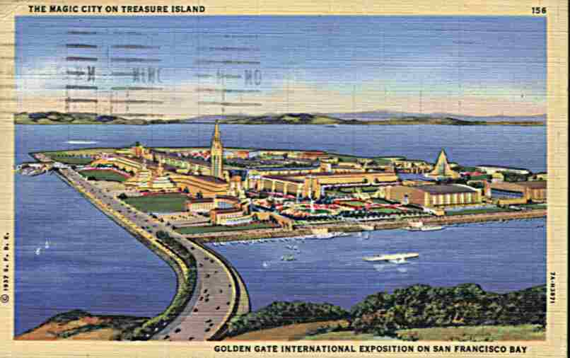Building Community on Treasure Island USF39s