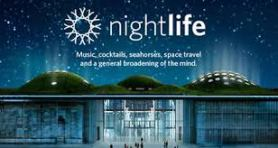 Popular museum programs like the California Academy of Sciences' nightlife are unknown in China.