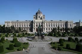 The Kunsthistorisches Museum in Vienna, Austria