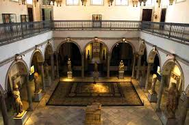 Interior of Bardo Museum before the attack on March 18, 2015.  (Bethune Carmichael/Lonely Planet Images/Getty Images )