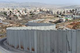 Separation Wall in Israel/Palestine