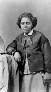 The sculptor Edmonia Lewis, Ojibwe, is one of the few Native American artists who can be found on Wikipedia.