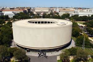 The Hirshhorn Museum was one of Dillon Ripley's political triumphs.