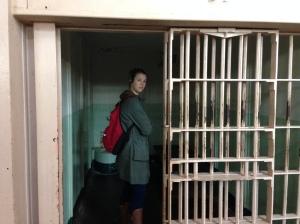 Hillary Eichinger @ Alcatraz Island