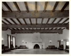 Moraga Hall - 1934