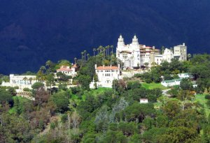 Hearst Castle is one of the most visited sites in California