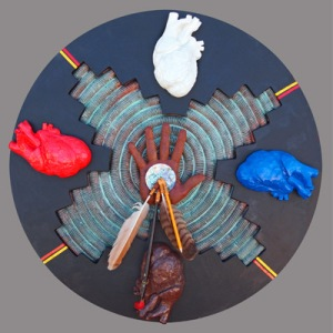 Gerald Clark Basket Relief Series Creation