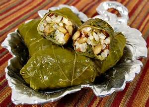 Dolma: a sustainable snack!