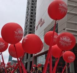 SFMOMA Opening Day Celebration
