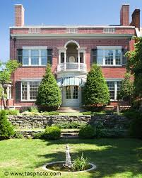 Woodrow Wilson House, Washington, D.C., home to the 28th president of the United States.